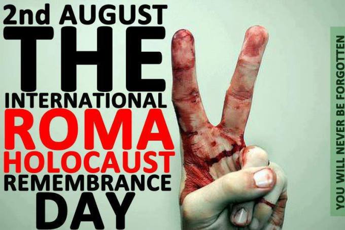 international roma holocaust day