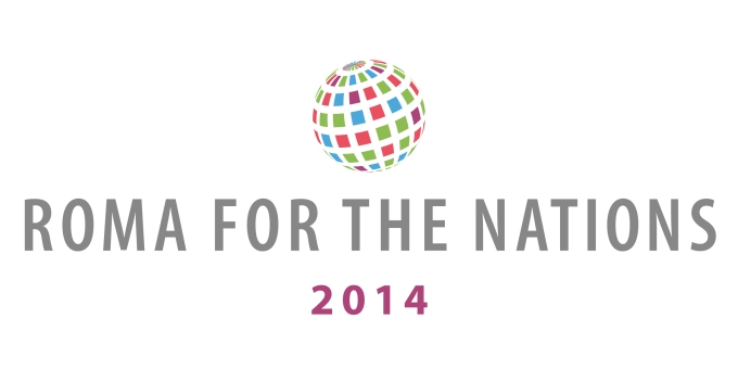 Logo Roma for the Nations 2014_08_19 Color