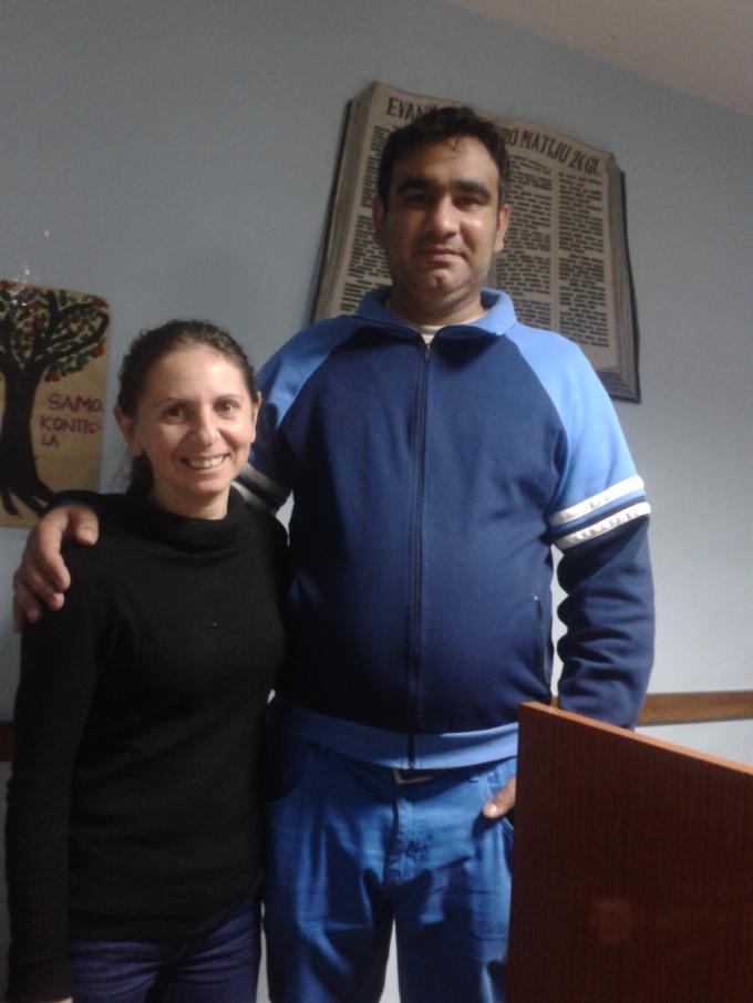 Đeno and Biljana