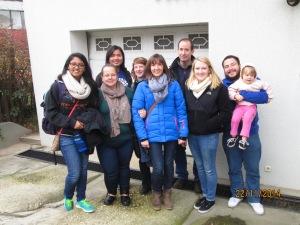 Slavonski Brod team visiting