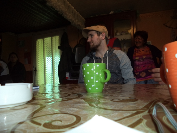 coffee visit