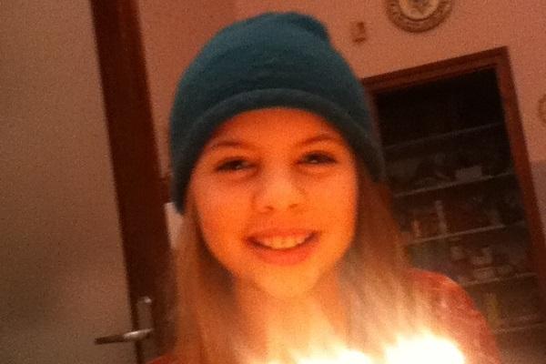 Kirsten turns 11