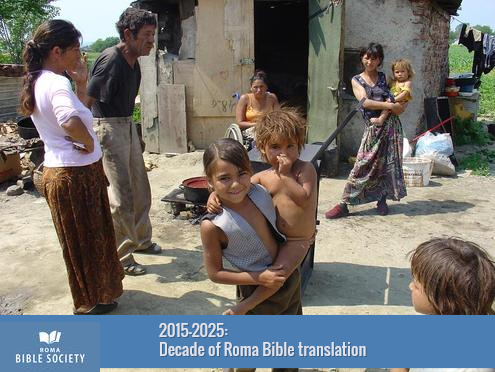 Roma Bible translation