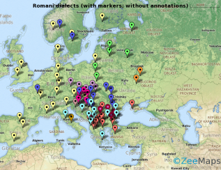 Roma (Gypsies) in Europe