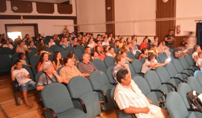 Roma Decade of the Book, evening meeting inKucura
