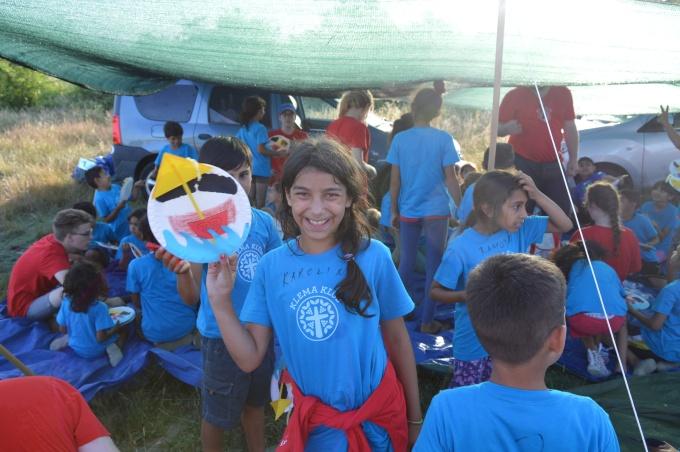 Day 1: Sisak children's Bibleclub