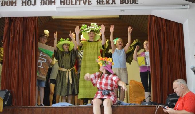 Day 3 Sisak children's Bibleclub