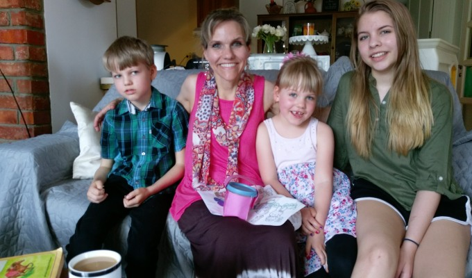Mother's Day in SlavonskiBrod