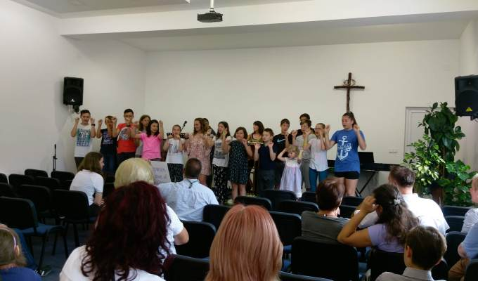 Upcoming outreach in Sisak