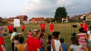 Day 1: Bible festival in SlavonskiBrod