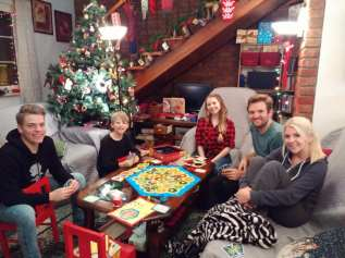 Home for Christmas (The Prices Write, January 2019, part1)