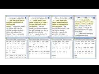 What do our Roma Bible translations look and sound like?