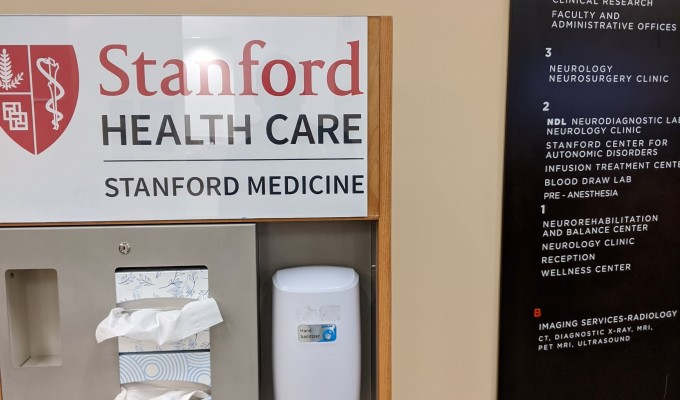 Nerve reimplantation not an option for Matthew at Stanford